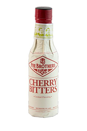 Fee Brothers Cherry Bitters 5oz (Fees Brothers Bitters compare prices)