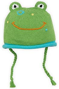 Joobles Organic Baby Hat - Flop the Frog