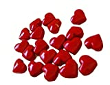 Red Cherry Hearts - Ideal Wedding Favours and Valentines Sweets 250 gram bag (1/4 Kilo)