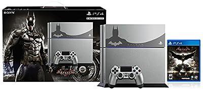 PlayStation 4 500GB Console - Batman Arkham Knight Bundle Limited Edition