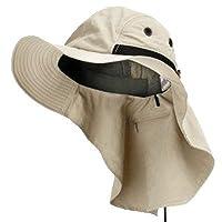 ADAM'S HEADWEAR EXTREME CONDITION HAT - UPF 45+ - 6 Colors from Adam's Headwear