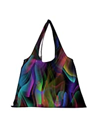 Snoogg High Strength Reusable Shopping Bag Fashion Style Grocery Tote Bag Jhola Bag - B01B96Z45E