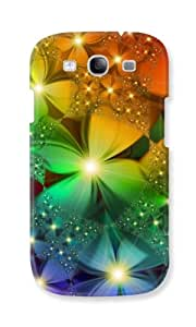 KolorEdge Back cover for Samsung Galaxy S3 - Multicolor