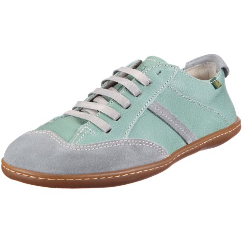 El Naturalista El Viajero N273, Sneaker, Donna, Verde (Grün/acebo), 45 EU / 10 UK