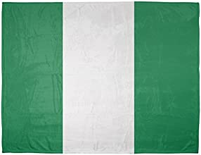 World Cup Nigeria All Over Soft Plush Blanket