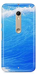 Moto X Style Back Cover by Vcrome,Premium Quality Designer Printed Lightweight Slim Fit Matte Finish Hard Case Back Cover for Moto X Style
