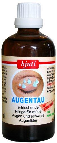 Augentau- erfrischende Pflege für das Augenlid - Augenpflege, 100ml