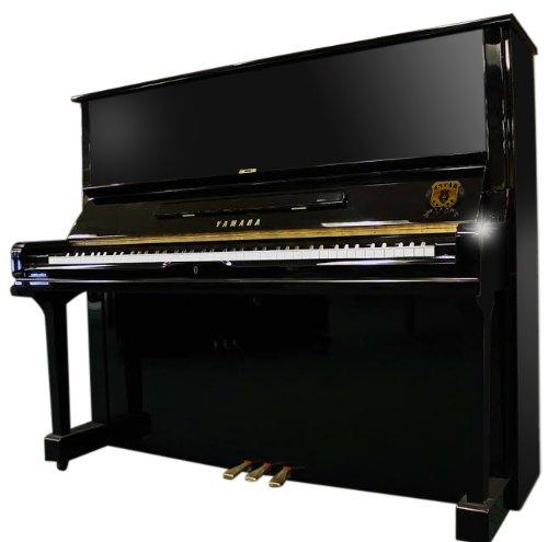 Yamaha U3 Studio Upright Piano Refurbished by Four Star Piano (Upright Yamaha Piano compare prices)