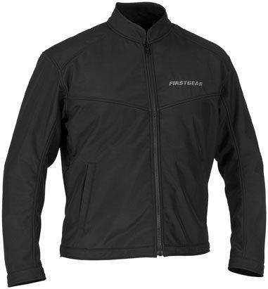 Firstgear Womens Softshell Liner Jacket Black (2XL)