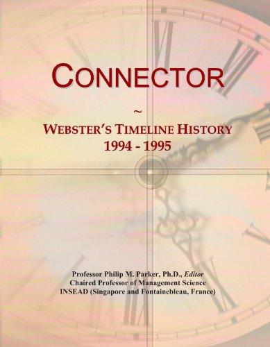 Connector: Webster's Timeline History, 1994 - 1995 PDF Download Free
