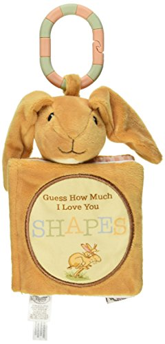 Kids Preferred Guess How Much I Love You Soft Shape Book