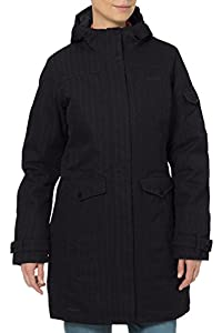 Vaude Damen Mantel Yale VI 04828 50 Black