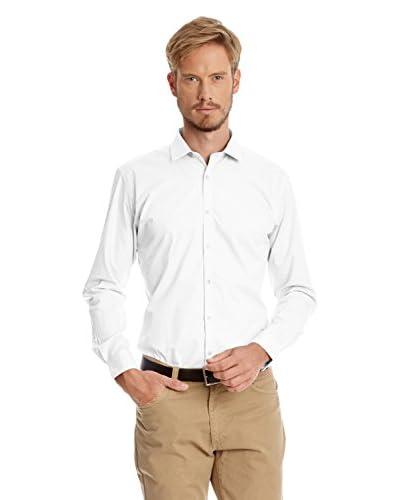 Rochas Paris Camisa Hombre Blanco