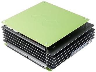 IN WIN PCケース H-Frame Mini-ITX Grey & Green IW-CA02ITX