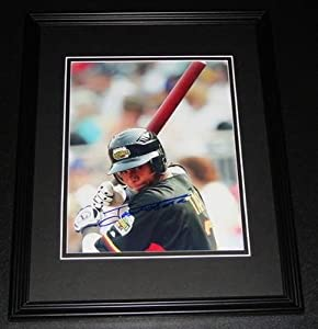 Buy Autographed Tabata Photograph - Framed 8x10 - Autographed MLB Photos by Sports Memorabilia