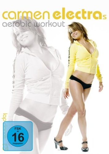 Carmen Electra - Aerobic Workout Vol. 4, DVD