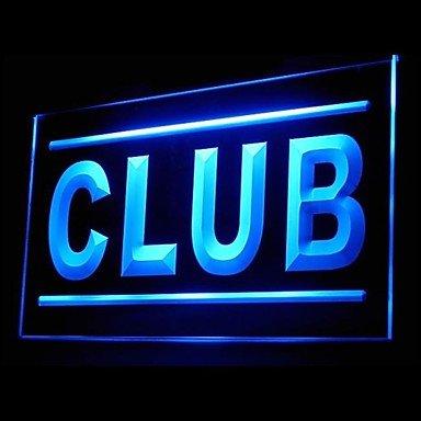 Club Display Bar Advertising Led Light Sign