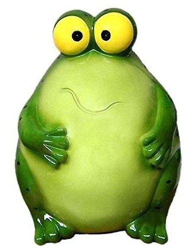 Jumbo Green Frog Bank - 1