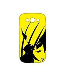 Vogueshell Wolverine Printed Symmetry PRO Series Hard Back Case for Samsung Galaxy Grand
