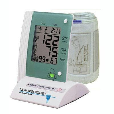 Cheap Lumiscope Advanced Digital BP Monitor (B000OZCPNQ)