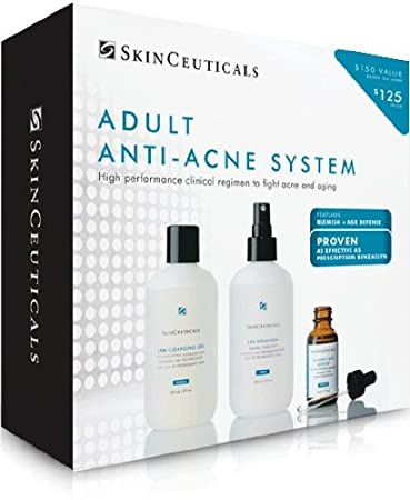adult ainti acne system review