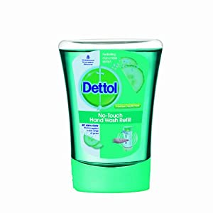 Save 8% On Dettol Notouch Handwash Refill - Rs 137 Only