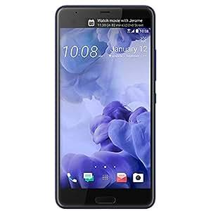 HTC U Ultra Smart Phone, Sapphire Blue