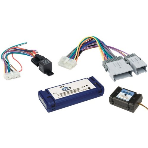 Brand New Pac Onstar Interface (For Gm Non-Bose Vehicles)