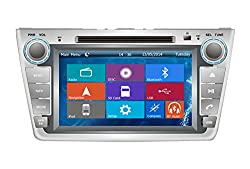 See Crusade Car DVD Player for Mazda6 2008- Support 1080p,iphone 5s Usb/sd/gps/fm/am Radio 8 Inch Hd Touch Screen Stereo Navigation System+ Reverse Car Rear Camara + Free Map Details