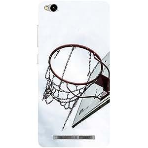 Casotec Basketball Ring Design 3D Printed Hard Back Case Cover for Xiaomi Redmi 3S