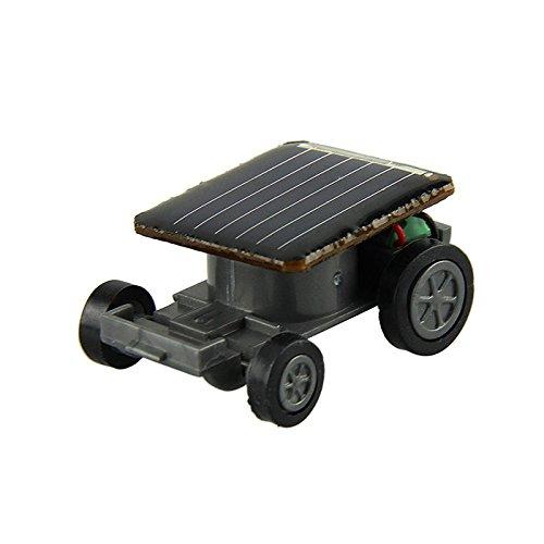 GOTD Solar Powered Vehicle Solar Car Educational Kit for Kids