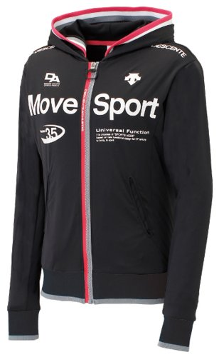 (Descente) DESCENTE Training Jacket DAT1281W BLK Black S...