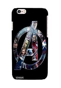 Avenger case for Apple iPhone 6 / 6s