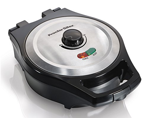 Proctor Silex Belgian Style Waffle Maker, Mess Free (26044A) (Belgian Style Waffle compare prices)