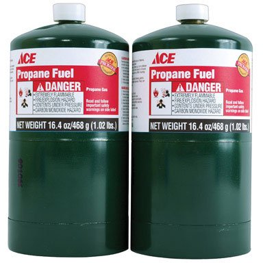 Worthington Cylinders Propane Fuel (309928) 2 Pack