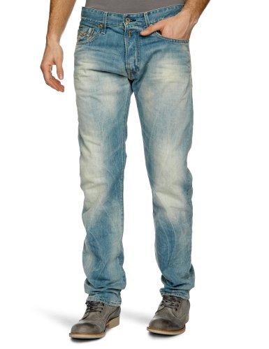 Replay Jennon Straight Men's Jeans Light Blue Vintage W30INxL32IN