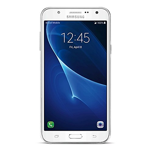 Samsung Galaxy J7 - No Contract Phone - White - (Boost Mobile) (Boost Mobile Best Phones compare prices)