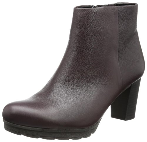 Gabor Shoes Womens Gabor Comfort Boots Red Rot (dark-vino (Micro)) Size: 5.5 (38.5 EU)