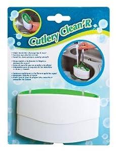 Cutlery Cleane'R,PL Nylon Bristles,4 1  4 x 2 (cd) by Cutlery Cleane'R