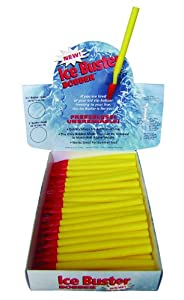 Todays Tackle 422012 Ice 5-Inch 60 Bobber Display, Box by Todays Tackle