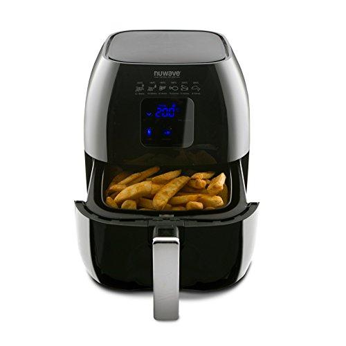 NuWave 36001 Brio Air Fryer, Black (Nuwave Grill Pan compare prices)