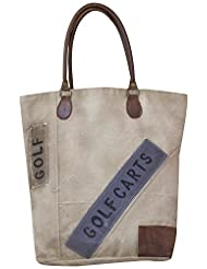Leacan Bags Tote Bag (Beige) - B01B7QT0UG