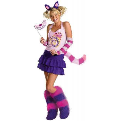 The Cheshire Cat Costume - Teen X-Large front-535980