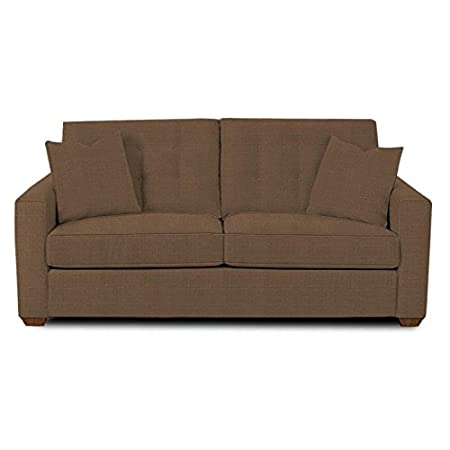 Klaussner Rattan Lido Sofa, 81 by 36 by 31-Inch