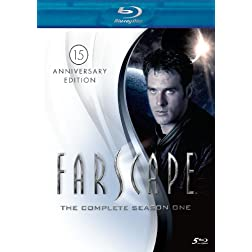 Farscape: Season 1 [Blu-ray]