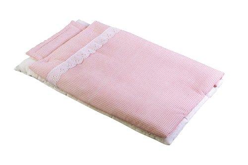 Micki 10.2040.00 - Bettwäsche für Puppenbett