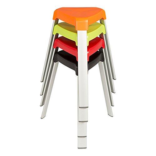 Norwood mercial Furniture NOR OAH1000AC 3 Leg Plastic
