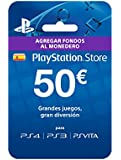 PlayStation Plus - Tarjeta Prepago 50 euros