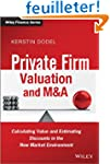 Private Firm Valuation and M&A: Calcu...