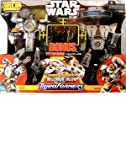 Star Wars Transformers Millennium Falcon With Han Solo & Chewbacca